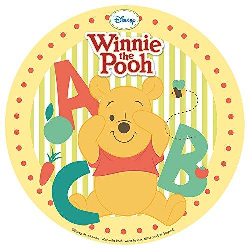 Cake company esspapier aufleger winnie pooh mit tiger for Winnie pooh kuchen deko