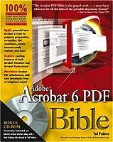 AdobeAcrobat6 PDF Bible