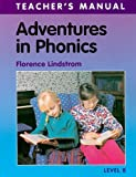 img - for Adventures In Phonics Lev B Teachers Man book / textbook / text book