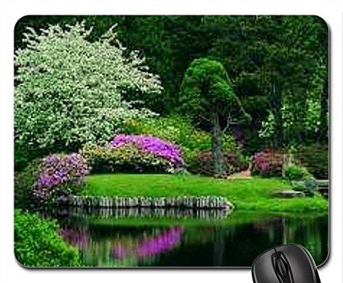 azalee-garden-mouse-pad-tapis-de-souris-grass-mouse-pad
