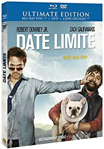Date limite [Combo Blu-ray + DVD + Copie digitale]