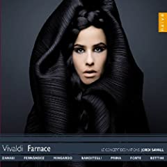 Vivaldi: Farnace (Tesori del Piemonte Vol. 41)