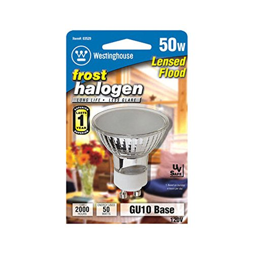 Westinghouse White Halogen Floodlight Bulb-Mfg# 03529 - Sold As 20 Units