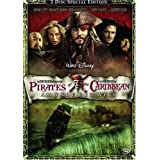 Pirates of the Caribbean - Am Ende der Welt (Fluch der Karibik 3) - Special Edition (2 DVDs)von &#34;Johnny Depp&#34;