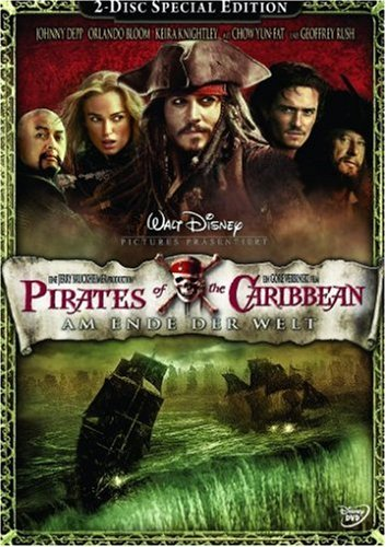 Pirates of the Caribbean - Am Ende der Welt (Fluch der Karibik 3) - Special Edition (2 DVDs)