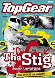 BBC Books Top Gear: The Stig Sticker Activity Book