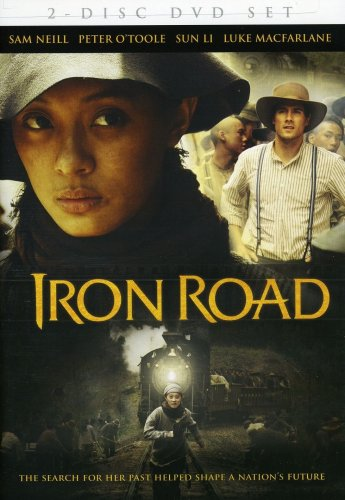 Cover art for  Iron Road