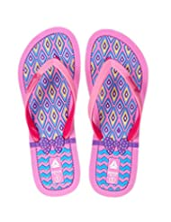 ADVICE Women Pink Flip-Flops Slippers AD-104 ...