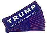TShirt Market Trump Make America Great Again Bumper Sticker, 10 Pack