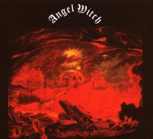 Angel Witch (Flame Vinyl)