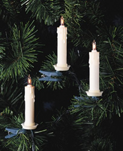 kurt-s-adler-10-light-clip-on-white-candle-with-clear-bulbs-christmas-light-set-indoor-only