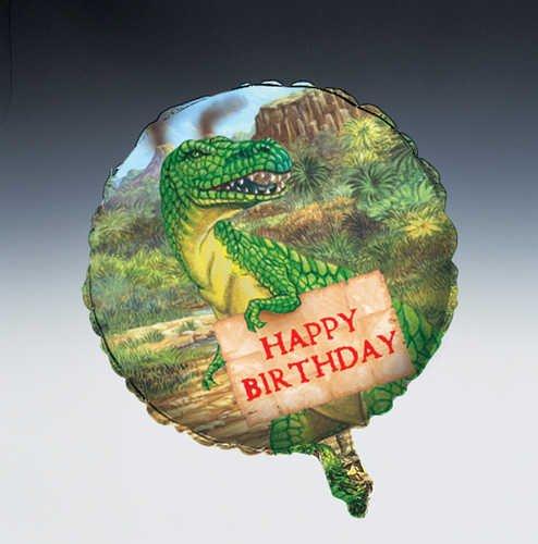Diggin' For Dinos Foil Balloon