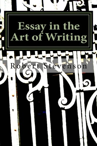 Essay in the Art of Writing