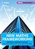Kevin Evans New Maths Frameworking - Year 8 Practice Book 2 (Levels 5-6): Practice (Levels 5-6) Bk. 2