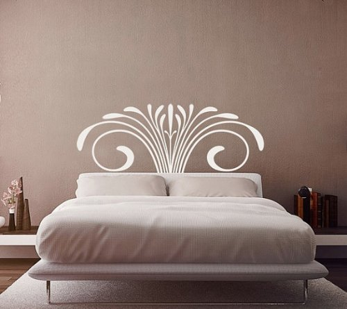 White Queen Size Beds 2981 front
