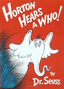 "Cover of ""Horton Hears A Who!"""