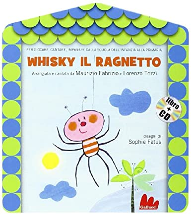 Whisky il ragnetto Book Cover