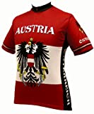 Austria Bicycle Jersey Large