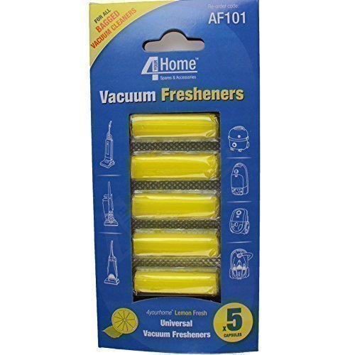 4YourHome - Bâtonnets rafraîchisseur d'air pour aspirateurs Dyson - Citron