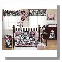 Funky Zebra Wall Hanging Accessories by Sweet Jojo Designs