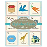 Read-to-Me Alphabet Wall Cards by eeBoo