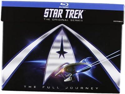 Star Trek: The Original Series - The Full Journey [Blu-ray] [1966-9]