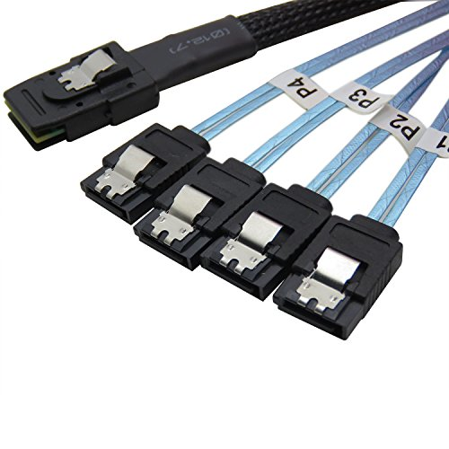 cabledeconn-mini-sas36p-sff8087-to-4x-straight-reverse-sata-fanout-cavo-blue-50cm