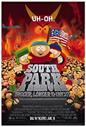 (27x40) South Park: Bigger, Longer and Uncut - Credits Movie Poster