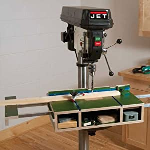 Woodworking Project Paper Plan to Build Drill Press Table - - Amazon ...