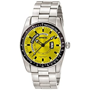 Invicta Men's 6319 II Collection Stainless Steel Watch