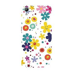 Garmor Designer Silicone Back Cover For HTC Desire 628
