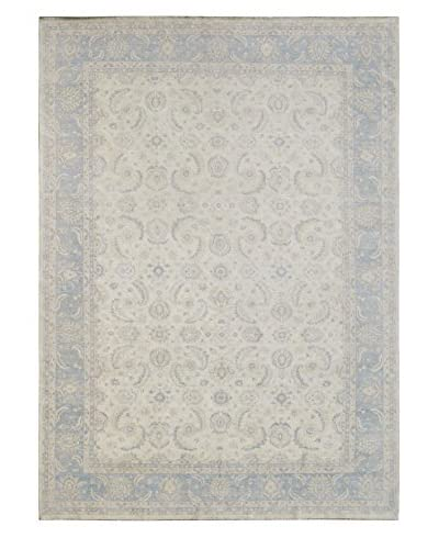 Kalaty One-of-a-Kind Pak Rug, Ivory, 14' x 20' 5