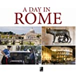 A Day in Rome - Fotobildband inkl. 4 Musik-CDs (Book & Cds)