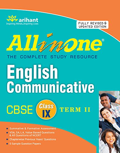 All in One English Communicative CBSE Term-2