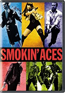 NEW Smokin Aces (DVD)
