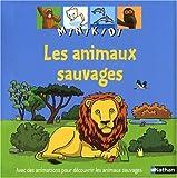 echange, troc Valérie Guidoux, Virginie Guérin - Les animaux sauvages