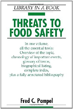 Amazon.com: Threats to Food Safety (Library in a Book) eBook: Fred C