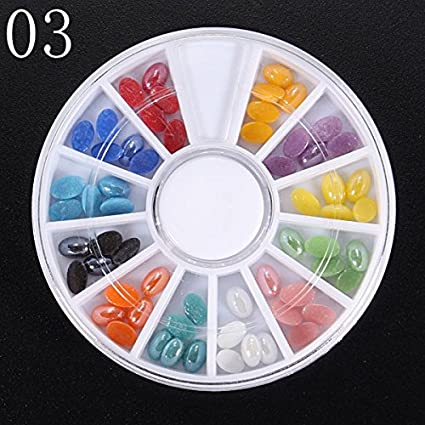 Generic-10-Pcs-3D-Gems-Cone-Stud-Crystal-Beads-Stone-Nail-Art-Decoration-Wheel