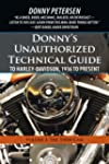 Donny's Unauthorized Technical Guide...