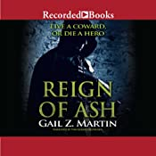 Reign of Ash: Ascendant Kingdoms, Book 2 | Gail Z. Martin