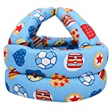 Simplicity Baby Infant Toddler No Bumps Safety Helmet Head Cushion, Star