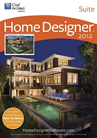 Home Designer Suite 2012 [Download]