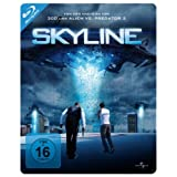 "Skyline (limited Steelbook Edition) [Blu-ray]von ""Eric Balfour"""
