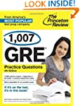 1,007 GRE Practice Questions, 4th Edi...