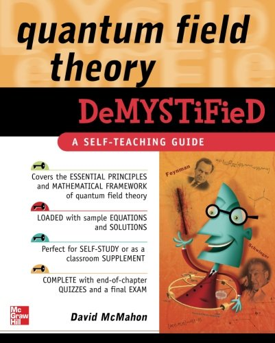 Quantum Field Theory Demystified front-1017378
