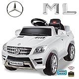 Original Mercedes-Benz ML 4x4 4MATIC 350 SUV Lizenz Kinderauto Kinderfahrzeug