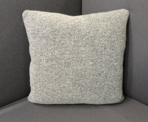 Maharam Pebble Wool Multi Mid-Century Modern Custom Designer Throw Pillow B3