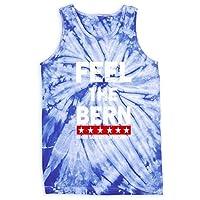 Tank Tie-Dye: Feel The Bern Bernie Sanders