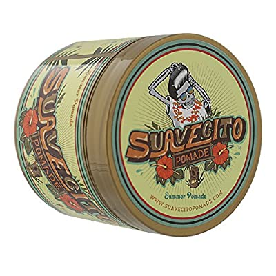 Suavecito Pomade - Summer 2016 Limited Edition Teak Wood Scent