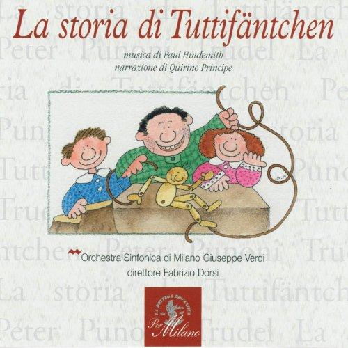 La storia di tuttifaentchen (Fiaba di natale in parole e musica)